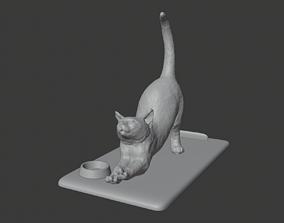 3D printable model Cat Phone holder