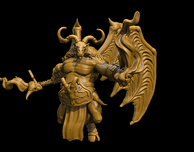 3D printable model Orcus