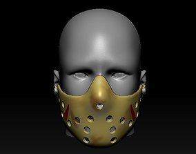 3D print model Quarantine Mask Jason Mask