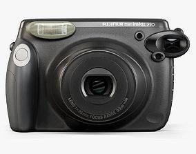 3D asset Fujifilm Instax 210 instant print camera