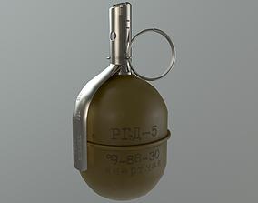 3D asset RGD-5