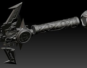 Doom Eternal Crucible Blade Handle 3D print model