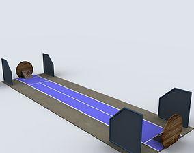 Tejo Colombian 3D model