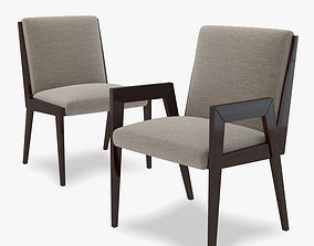 Baker Francis Chairs 3D
