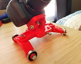 camera 3d Printable Camera Dolly