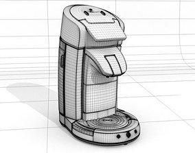 coffee machine Senseo 3D