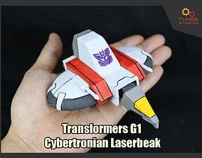 3D printable model Transformers G1 Cybertronian LaserBeak