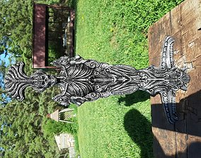 Artifact 9 3D printable model