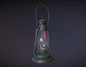 Lantern 3D game-ready