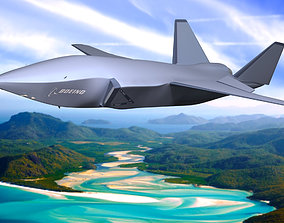 3D Airpower Teaming System wingman