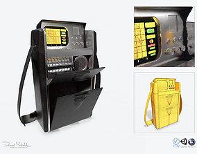 Sci-Fi Medical Tricoder 3D
