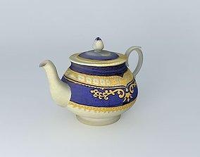 TITANIC 1st Class Tea Pot Relic 3D