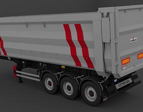 Hurda Damperi 3D model
