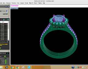 design navigation 3D bracelets - jewelry 3d
