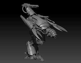 3D printable model Close Combat Scout Titan
