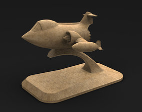 AirPlane Toy 2 3D Model