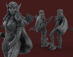 3D printable model Sylvana