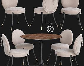 3D asset Turri - Noir Collection