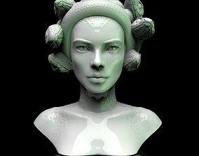 3D printable model Medusa Gorgon Bust