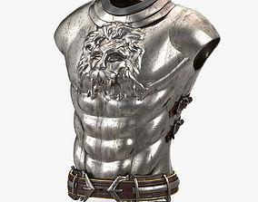 3D Medieval Boby Armor V2