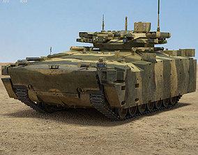 Kurganets-25 IFV 3D
