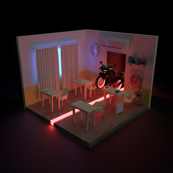 My Frist 3D artwork