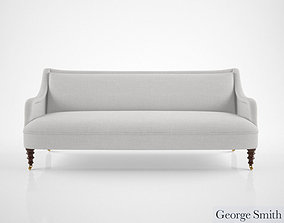 3D model George Smith Fairhill sofa