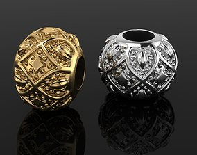 Jewelry charms 3D print model