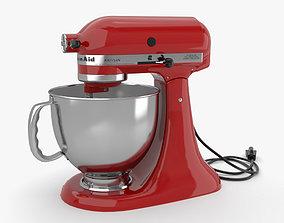 electronics KitchenAid Mixer 3D model