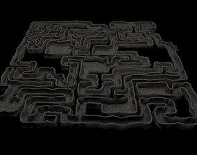 Labyrinth 3D model