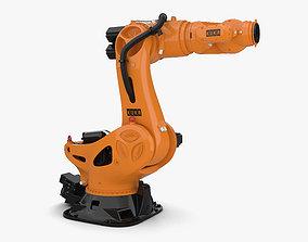 Kuka Robot factory 3D model