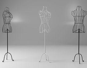 3D Iron mannequin