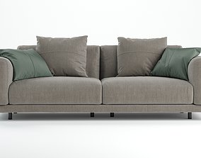 3D Dock Sofa by B and B Italia