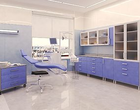 3D model Dental office