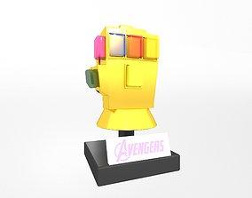 Lego Infinity Gauntlet v2 002 3D model