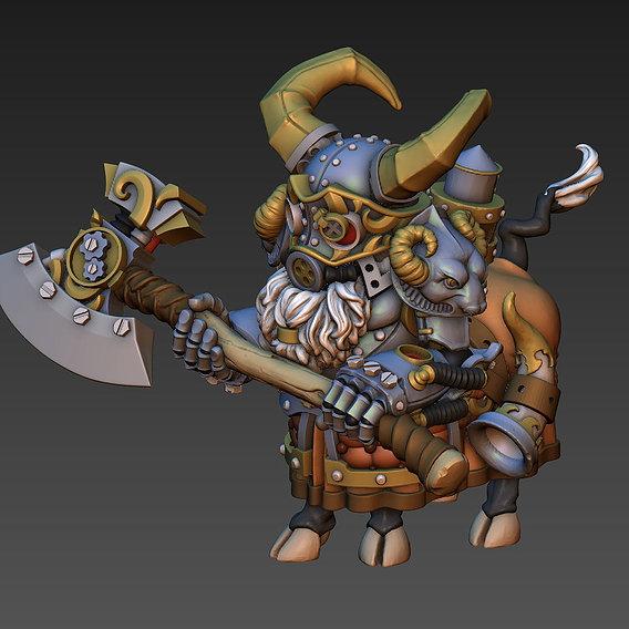 Gnome-centaur