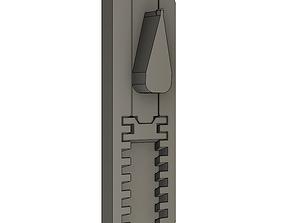 3D printable model Frame hanger for Tesa Powerstrips 1
