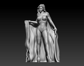 3D printable model Emma Frost character
