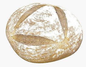 3D Scan Bread game-ready