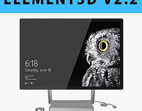 E3D - Surface Studio COLLECTIOn