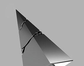 3D print model Old Nail
