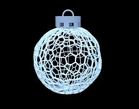 new-year Christmas Ball 3D printable model