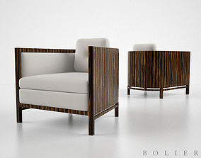 Boiler Domicle armchair 3D