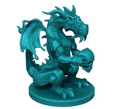 Dragon Stone 3D print model