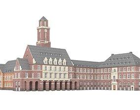 3D City Hall Bottrop