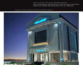 3D asset business center