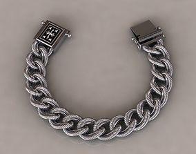 Chain Bracelets 11 3D printable model