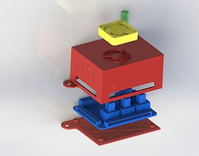 fan Cool3Axis Eleksmaker Benbox 3D print model