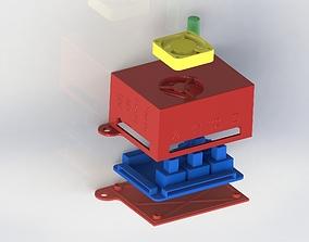 fan Cool3Axis Eleksmaker Benbox 3D print model