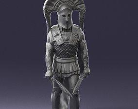 mohawk Warrior 0303-9 3D